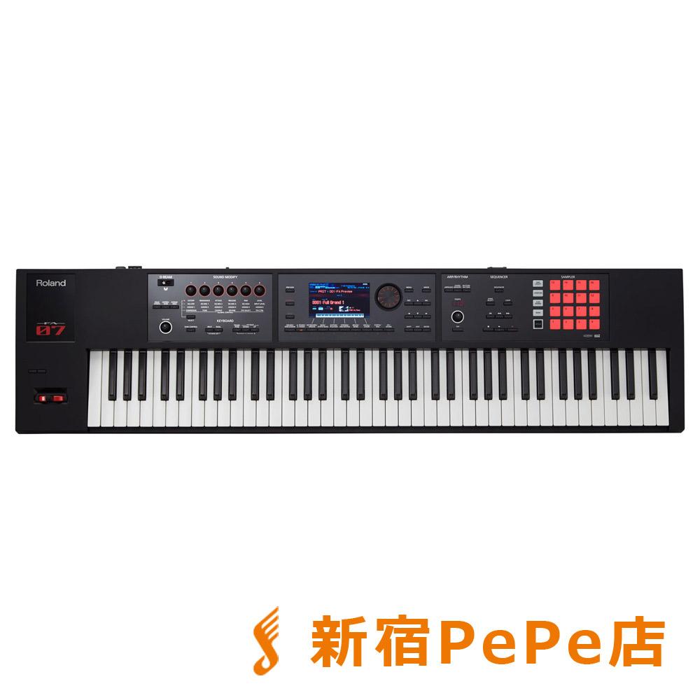 Roland FA-07 シンセサイザー 76鍵盤 【ローランド FA07】【新宿PePe店】