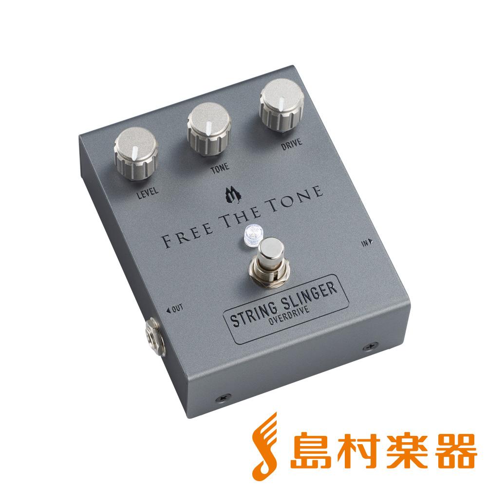 FREE THE TONE SS-1V SV コンパクトエフェクター/STRING SLINGER 【フリーザトーン SS1V】