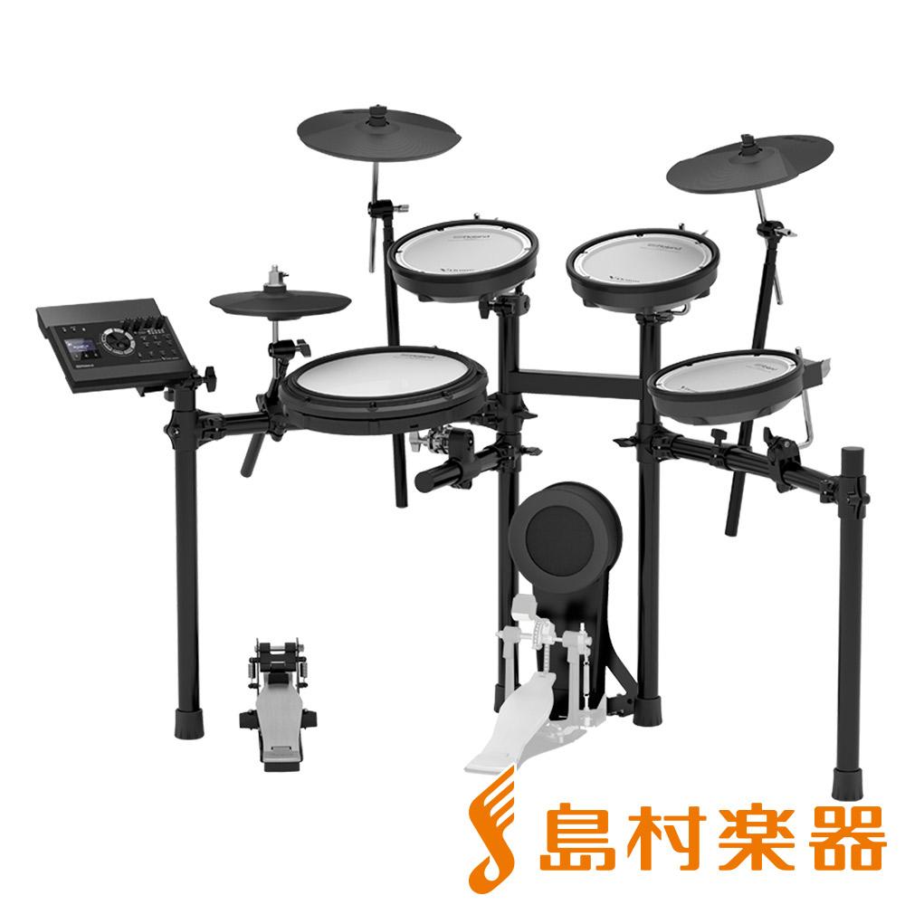 Roland TD-17KV-S 電子ドラムセット 【ローランド TD17KVS V-drums Vドラム】