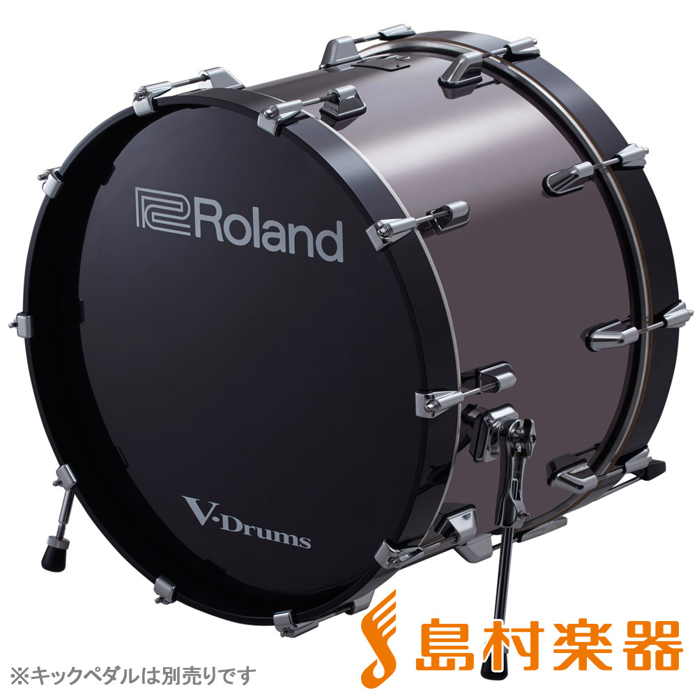 Roland KD-220 V-Drums バスドラム 22インチ キックトリガー 【ローランド KD220】