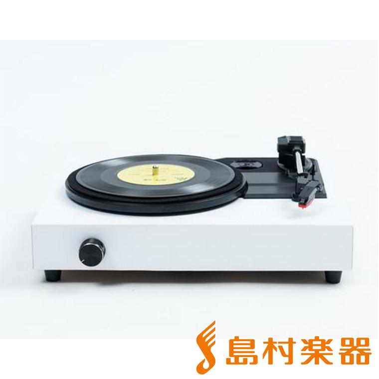 SPINBOX 組み立てるポータブルレコードプレーヤーキット (キャンバス) 【スピンボックス SBX-W】