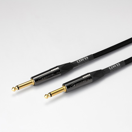 ORB Audio J7 Phone Pro SS3 フォンケーブル/ストレート - ストレート 3m 【オーブオーディオ】