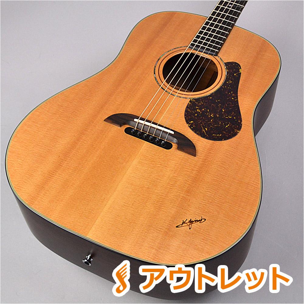 K.Yairi SJ-1D 日本製アコースティックギター 【Kヤイリ 島村楽器・K.Yairiコラボレーションモデル】【りんくうプレミアムアウトレット店】【アウトレット】