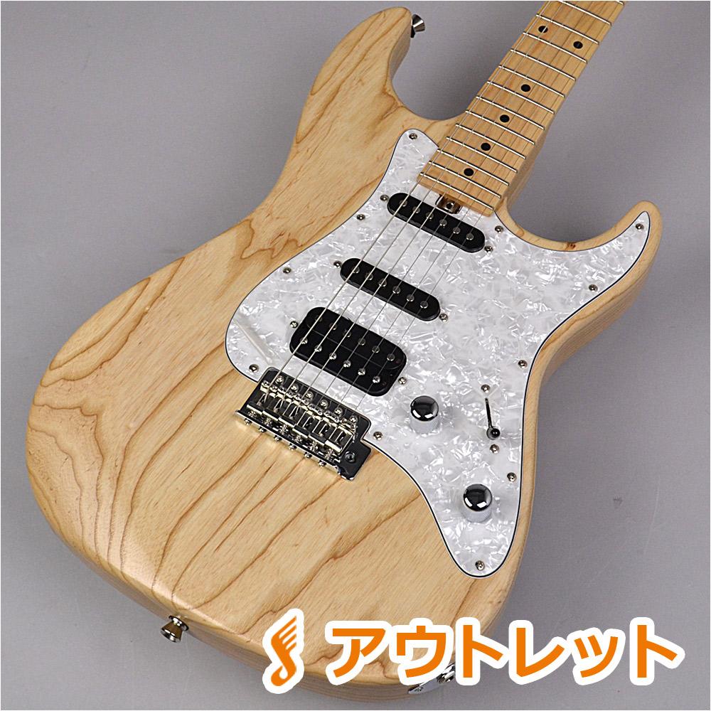 Bacchus G-STUDIO ASH/M NA/OIL エレキギター 【バッカス】【りんくうプレミアムアウトレット店】【アウトレット】