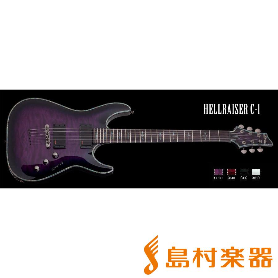 SCHECTER AD-C1-HR TPB HELLRAISER C-1 エレキギター DIAMOND SERIES 【シェクター】
