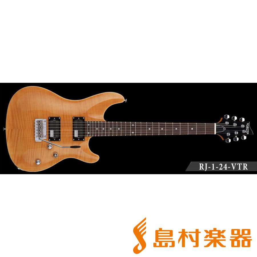 SCHECTER RJ-1-24-VTR/R AMB エレキギター RJ SERIES 【シェクター】