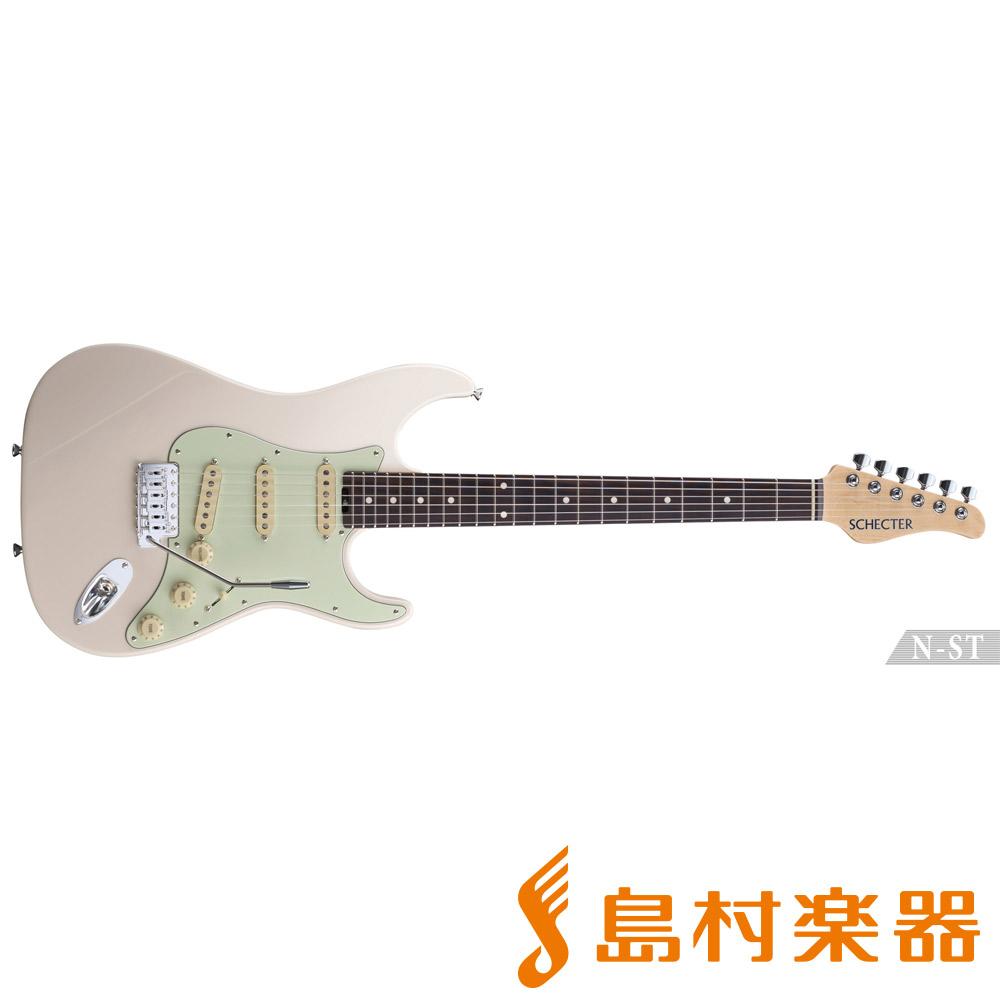 SCHECTER N-ST-AL/R VWHT エレキギター N SERIES 【シェクター】