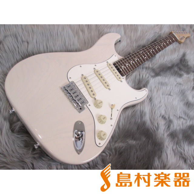 SCHECTER N-ST-AS/R Vintage White エレキギター N SERIES 【シェクター】