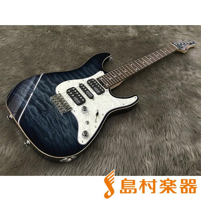 SCHECTER SD-DX-24-AS-FXD/BLNS BLNS エレキギター 【シェクター】