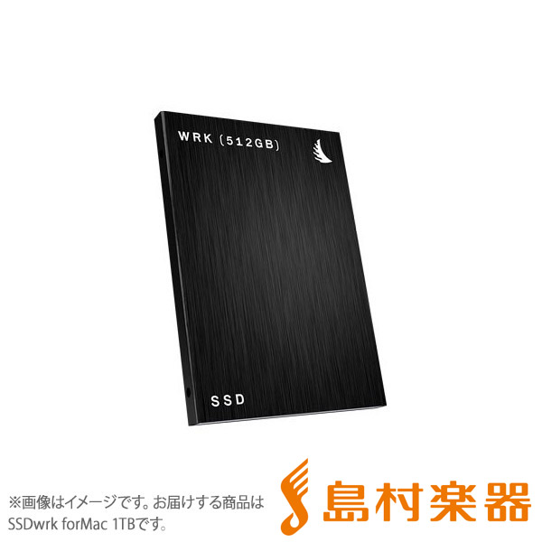 Angelbird SSDwrk forMac 1TB ソリットステートドライブ SSDwrk forMac内蔵用 2.5″ 【エンジェルバード】