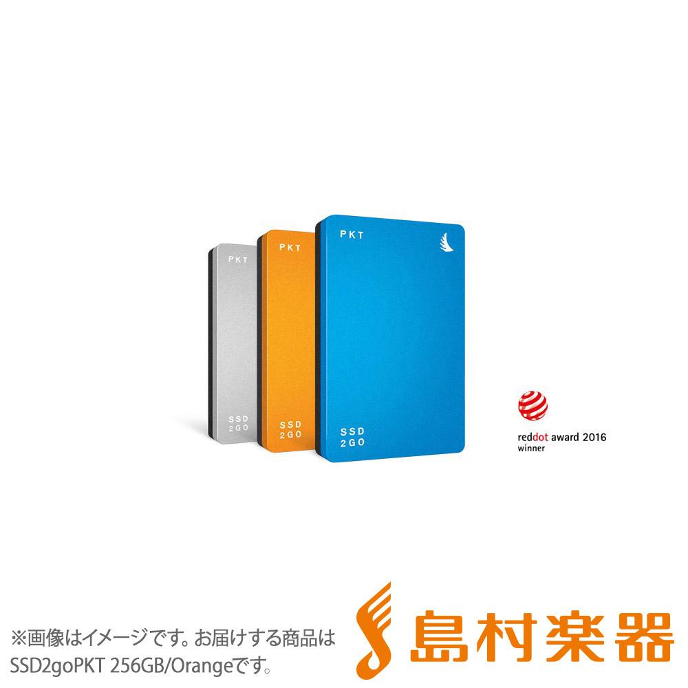 Angelbird SSD2goPKT 256GB ソリットステートドライブ 外付けモバイル 【エンジェルバード】