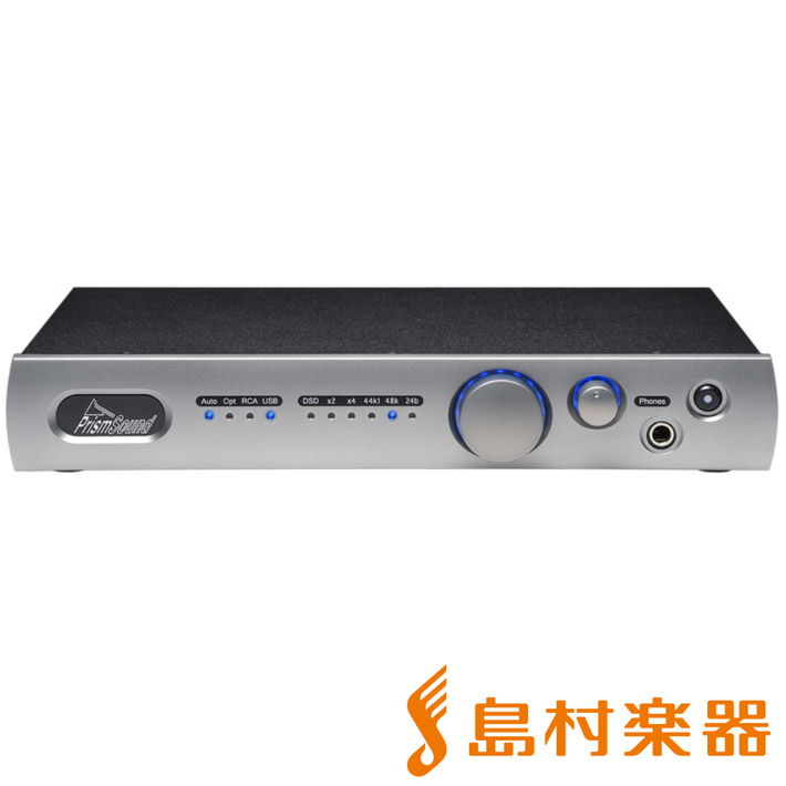Prism Sound Callia USB DAC & プリアンプ 【プリズムサウンド】
