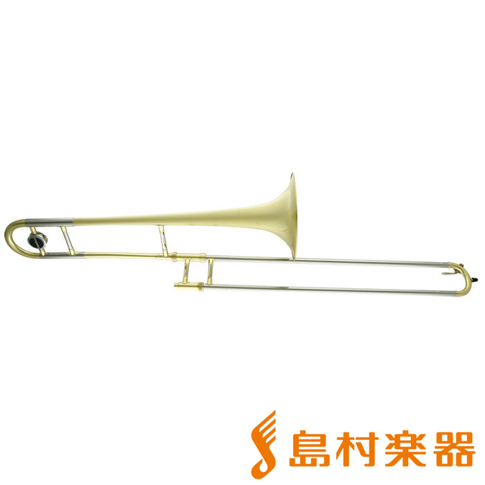 CAROL BRASS N2209 SATIN-BELL テナートロンボーン 【キャロルブラス】