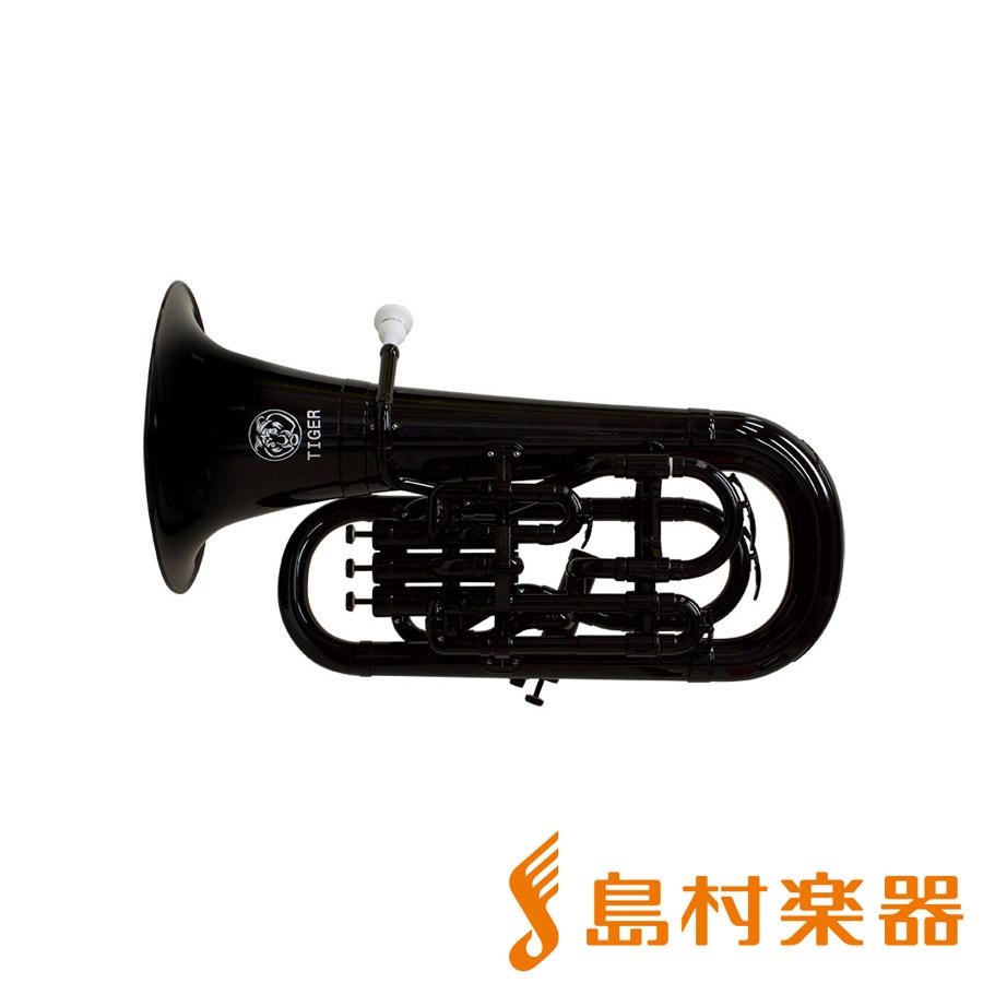 Tiger PEU-05 BLK プラスチックユーフォニアム 【タイガー プラ管】