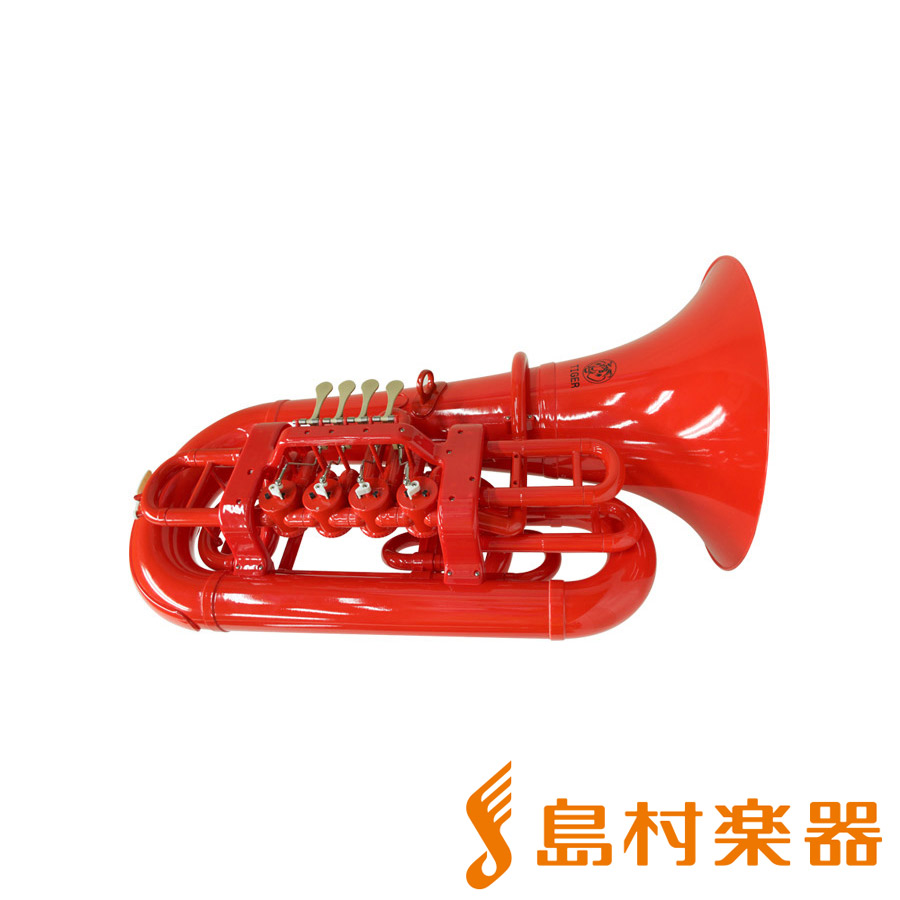 Tiger PTU-01 RED プラスチックチューバ 【タイガー プラ管】