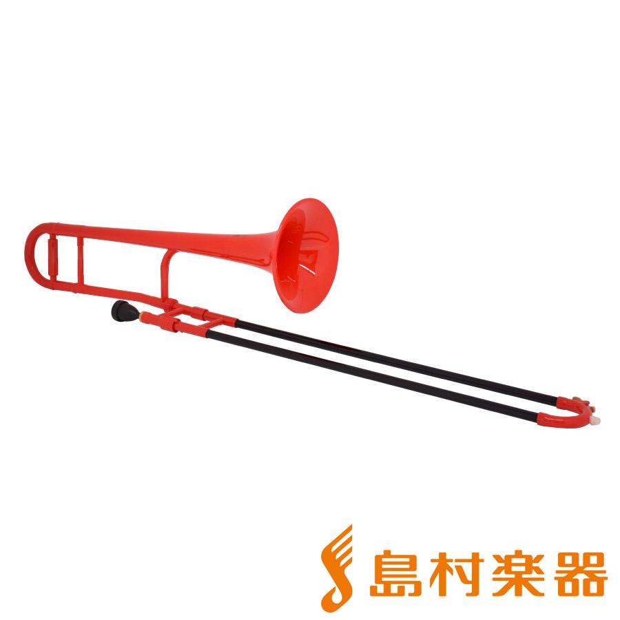 Tiger TTB-01 RED プラスチックテナートロンボーン / 細管 【タイガー プラ管】
