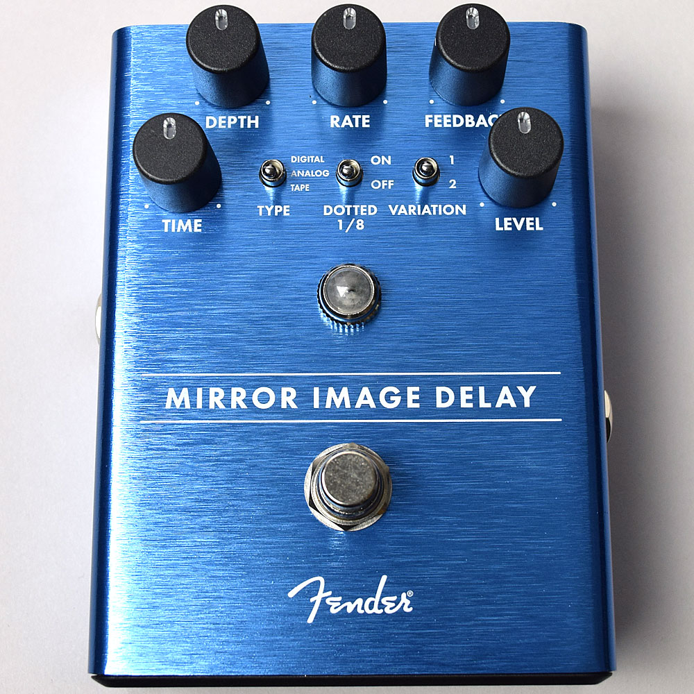 Fender Mirror Image Delay Pedal ディレイ 【フェンダー】【福岡イムズ店】