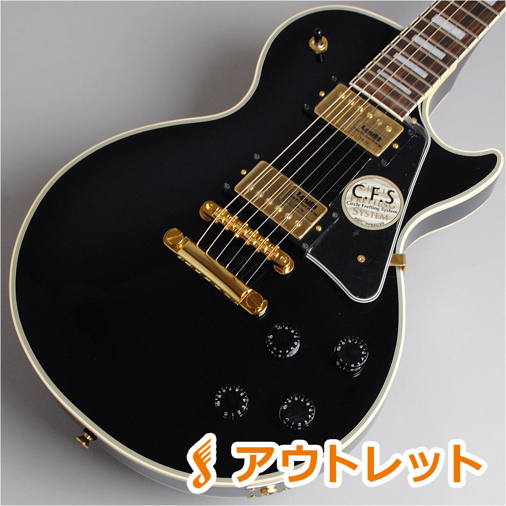 CoolZ ZLC-1/BK エレキギター 【クールZ】【ビビット南船橋店】【アウトレット】【現物画像】