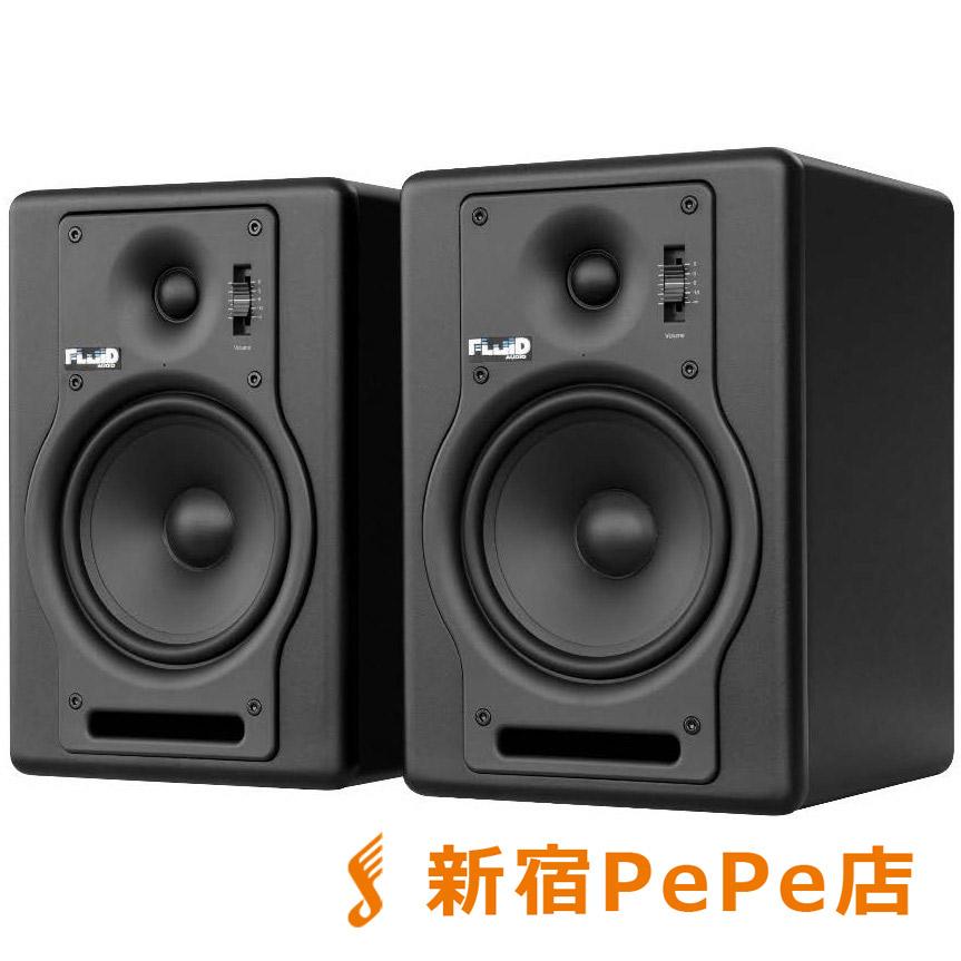 Fluid Audio F5 ブラック モニタースピーカー 【フルイドオーディオ】【新宿PePe店】