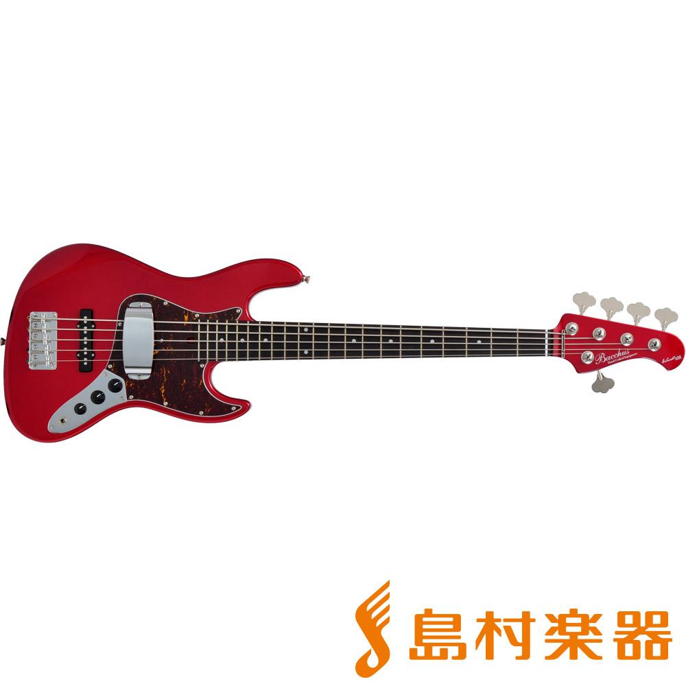 BacchusWL-533/RCAR5弦エレキベース【バッカス】