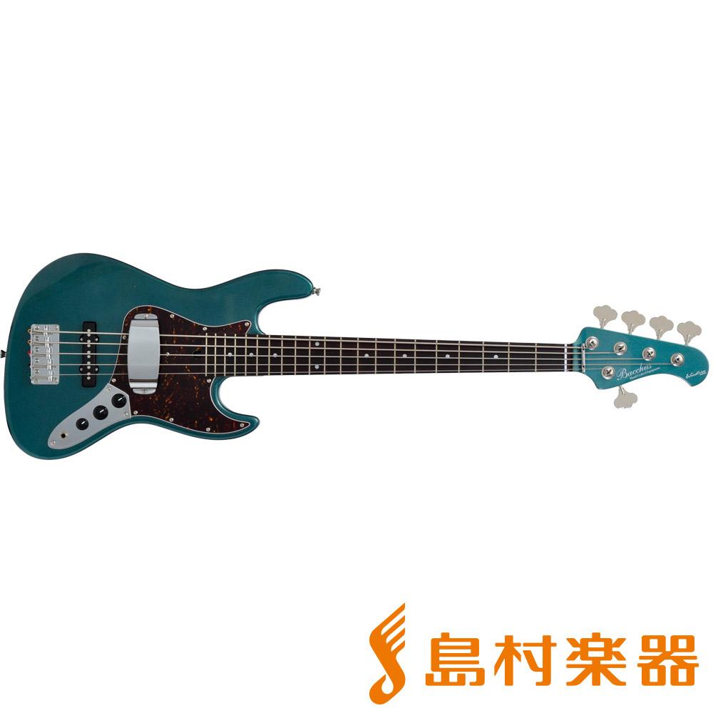 Bacchus WL-533/R GM 5弦エレキベース 【バッカス】