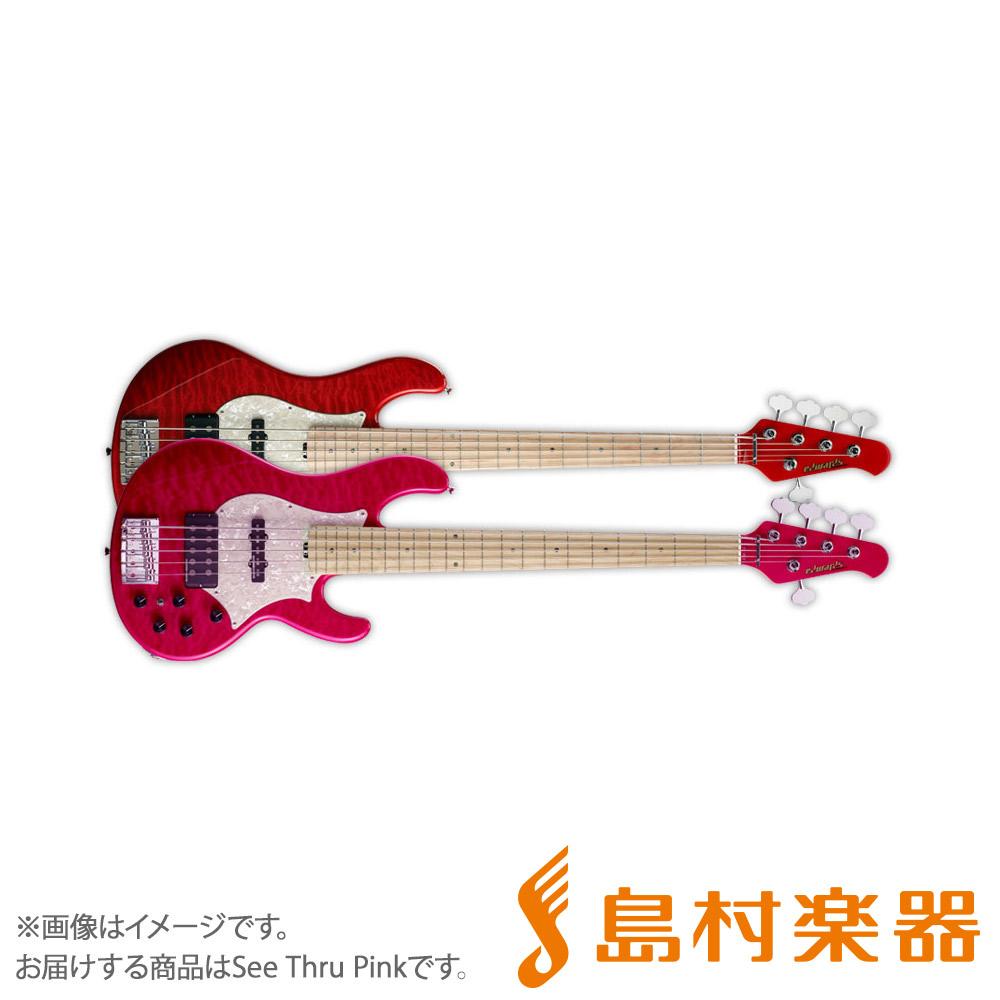 EDWARDS ET170BD STPK 5弦エレキベース/tetsuyaモデル 【エドワーズ】