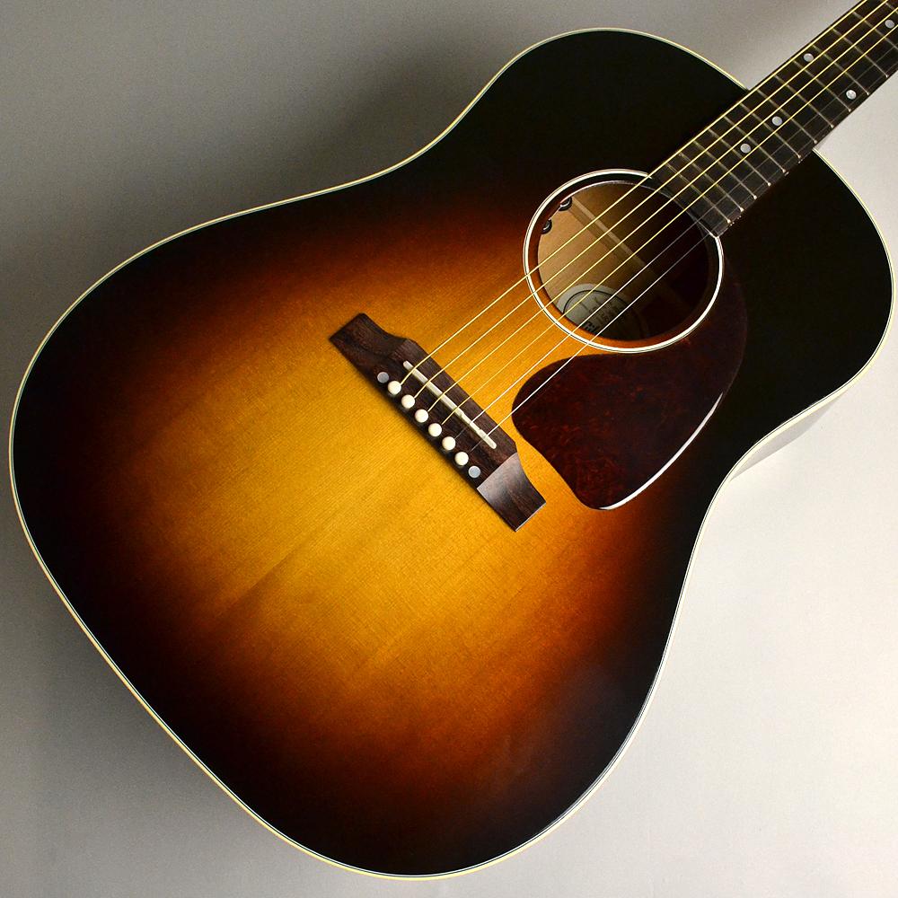 Gibson J-45 Standard 2017/Vintage Sunburst(s/n:01328051) エレアコギター 【ギブソン】【イオンモール幕張新都心店】【現物画像】