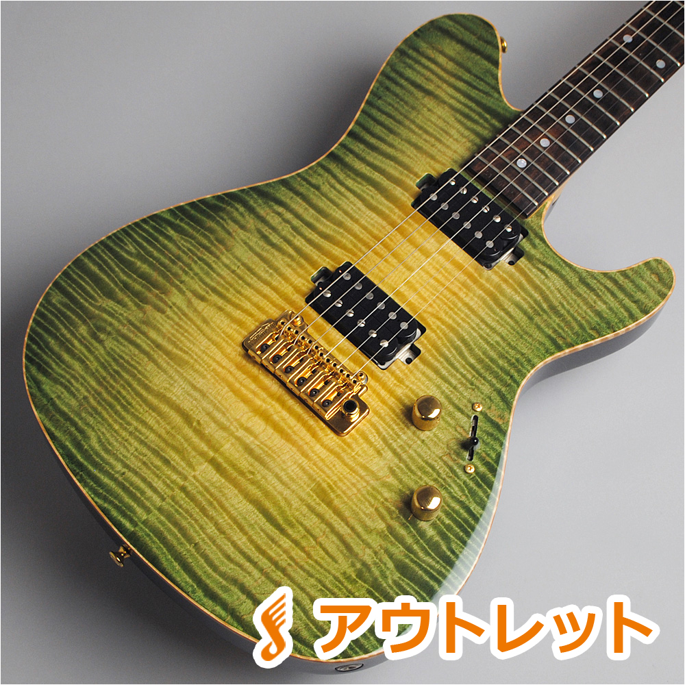 Sugi DS496C ECM/H-MAHO 30th/GRB エレキギター 【スギギターズ】【ビビット南船橋店】【アウトレット】【現物画像】