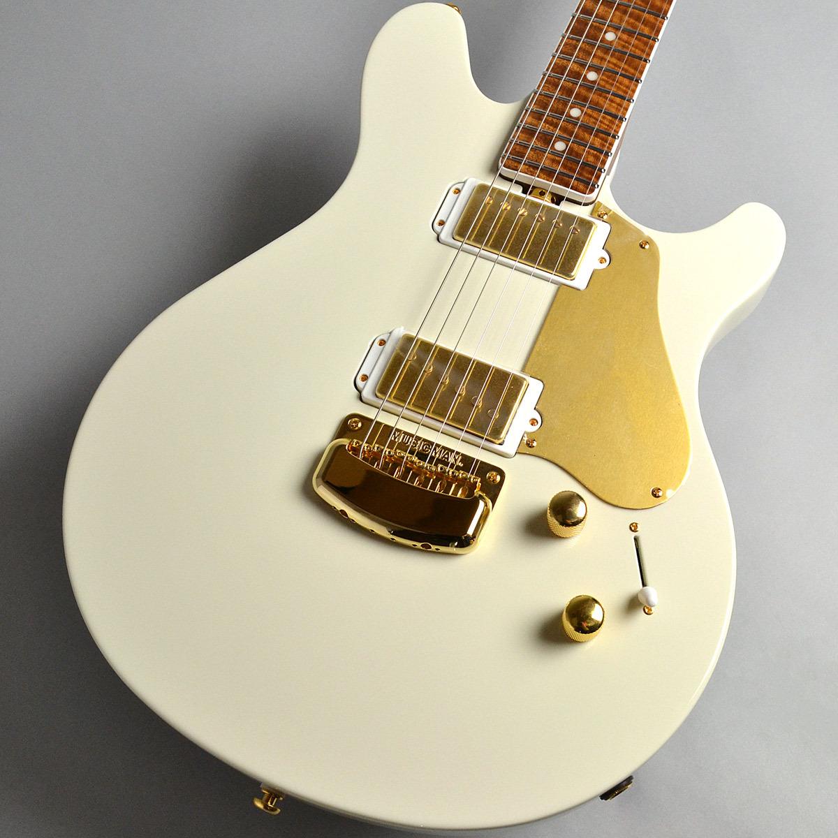 MUSICMAN Limited Edition BFR Valentine Ivory White ジェームス・ヴァレンタイン・シグネチャーモデル 【ミュージックマン】【サイン入り限定モデル】