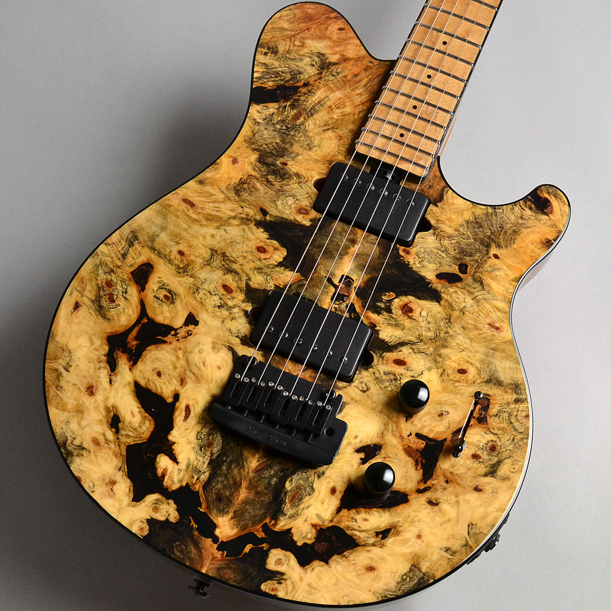 MUSICMAN BFR Axis Super Sport Buckeye Burl Limited S/N:G81923 【ミュージックマン】【新宿PePe店】【限定・国内2本のみ入荷】