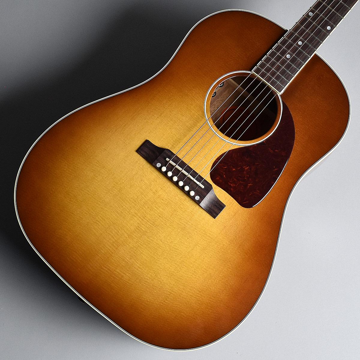 Gibson J-45 Koa Honey Burst 2017 Limited Model S/N:11107050 エレアコ 【ギブソン J45 Koa】【未展示品】