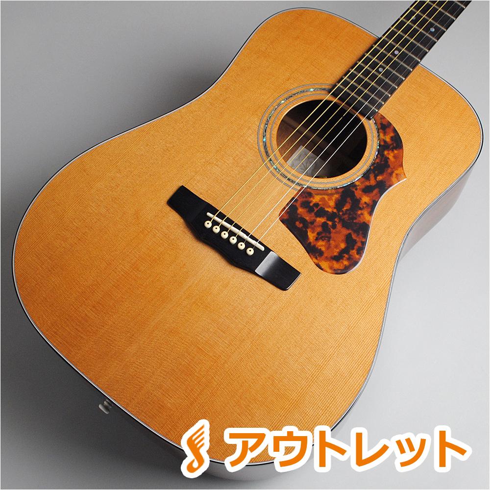 MORRIS M-82/NAT アコースティックギター 【モーリス Hand Made Premium】【ビビット南船橋店】【アウトレット】【現物画像】