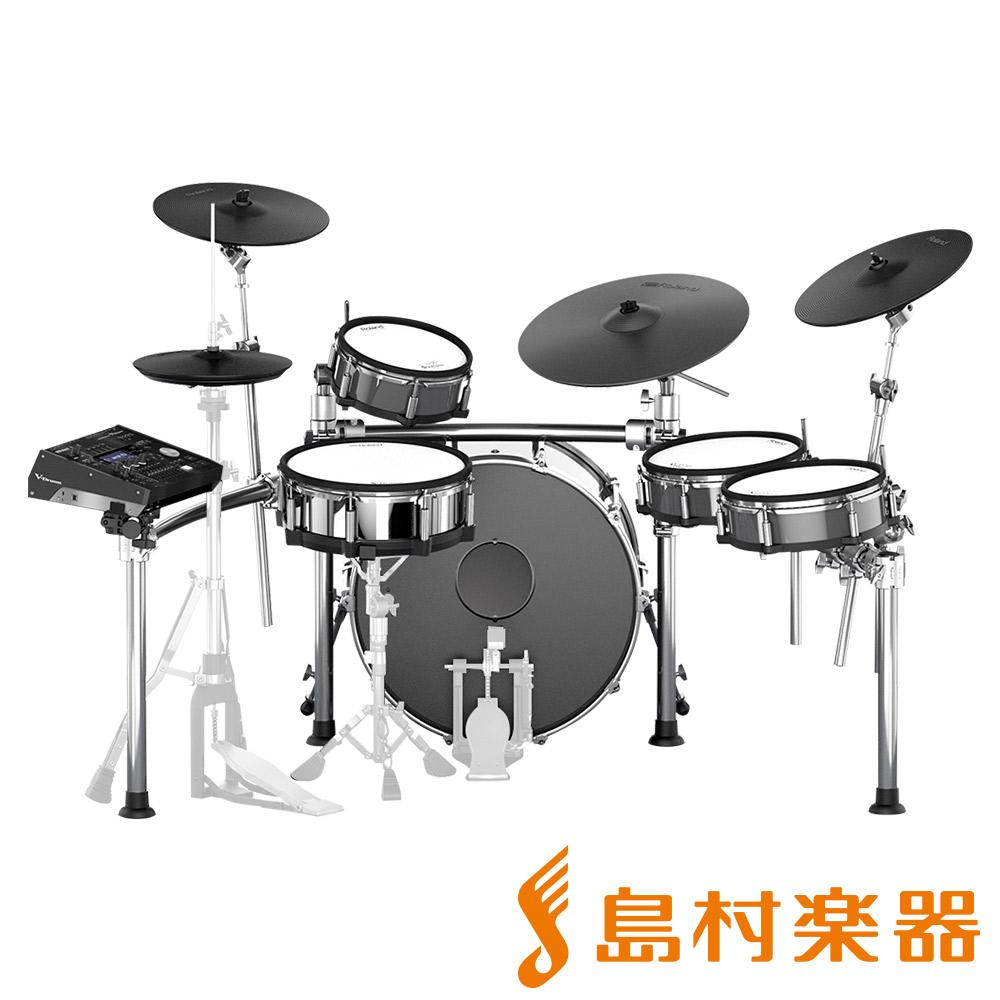 【10000円キャッシュバックキャンペーン中♪ 12/31まで】Roland TD-50KVX-S 電子ドラムセット V-Drums 【ローランド TD50KVXS】