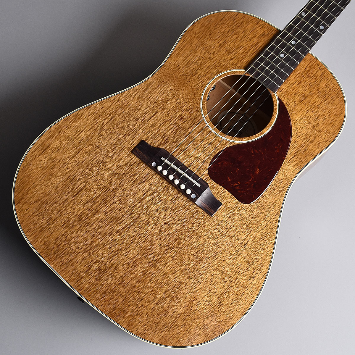 Gibson J-45 Mahogony Antique Natural 2018 Limited Model S/N:10028051 エレアコ  【ギブソン J45】【未展示品】
