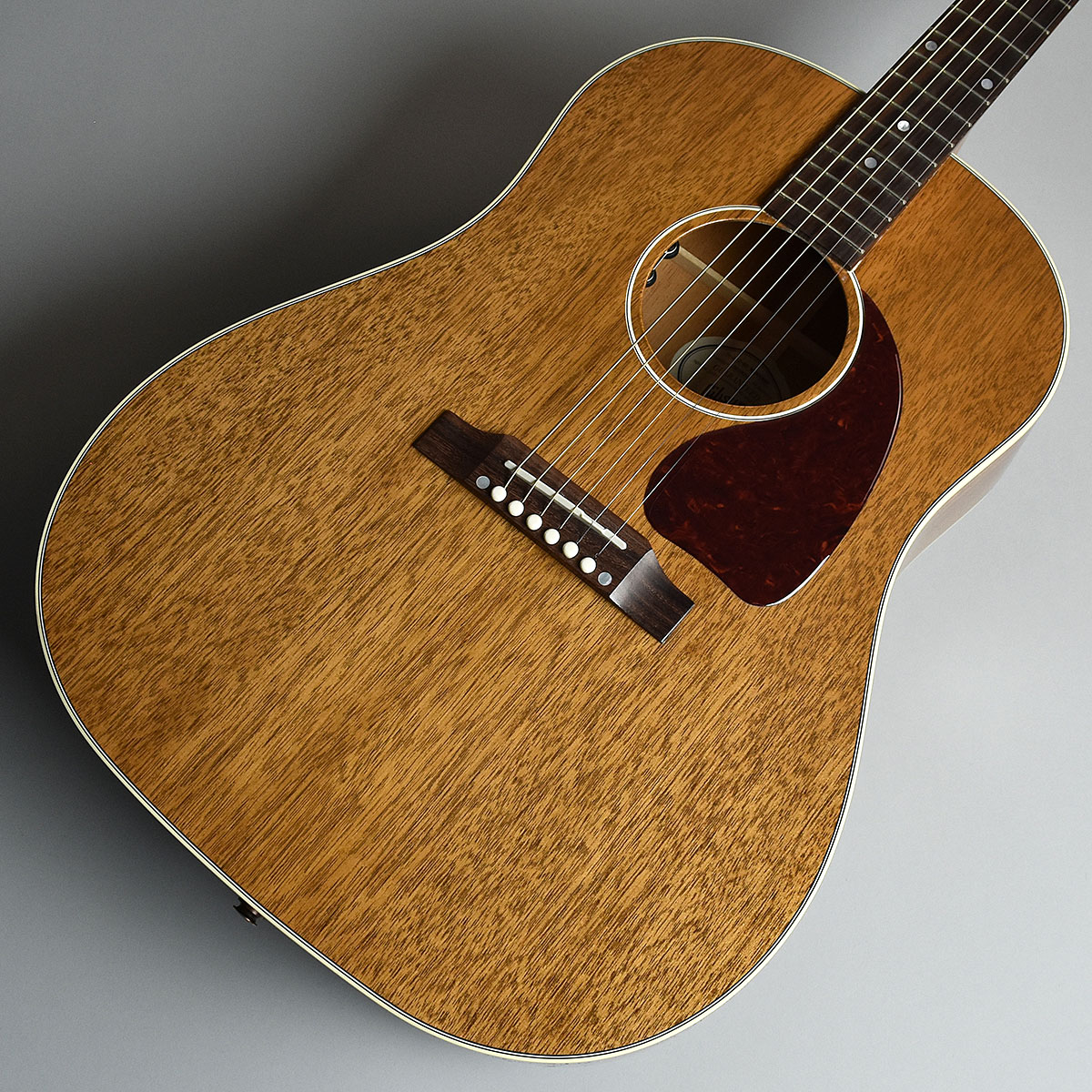 Gibson J-45 Mahogony Antique Natural 2018 Limited Model S/N:10028053 エレアコ  【ギブソン J45】【未展示品】