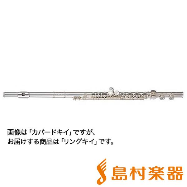 Miyazawa 102E BR フルート 【オフセット リングキイ Eメカ付き】【C管】 【ミヤザワ】
