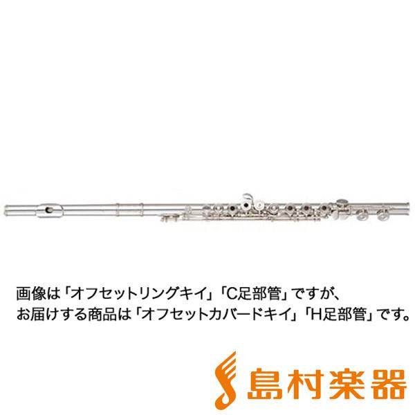 Miyazawa Atelier-3 REH/SBR フルート 【オフセット カバードキイ Eメカ付き】【H足部管】 【ミヤザワ アトリエ3】