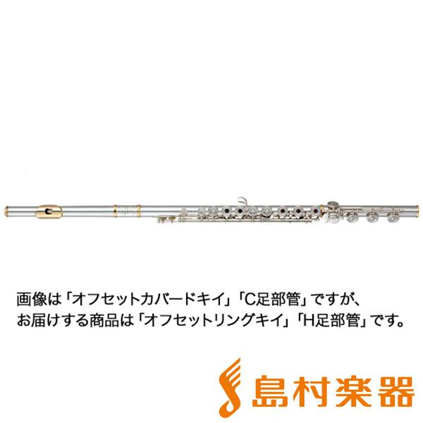 Miyazawa AZ REH/OF/SBR フルート 【オフセット リングキイ Eメカ付き】【H足部管】 【ミヤザワ Flagshipシリーズ】