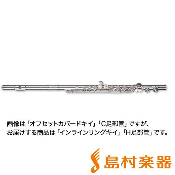 Miyazawa Ibuki /RH/SBR IN フルート 【インライン リングキイ】【H足部管】 【ミヤザワ】