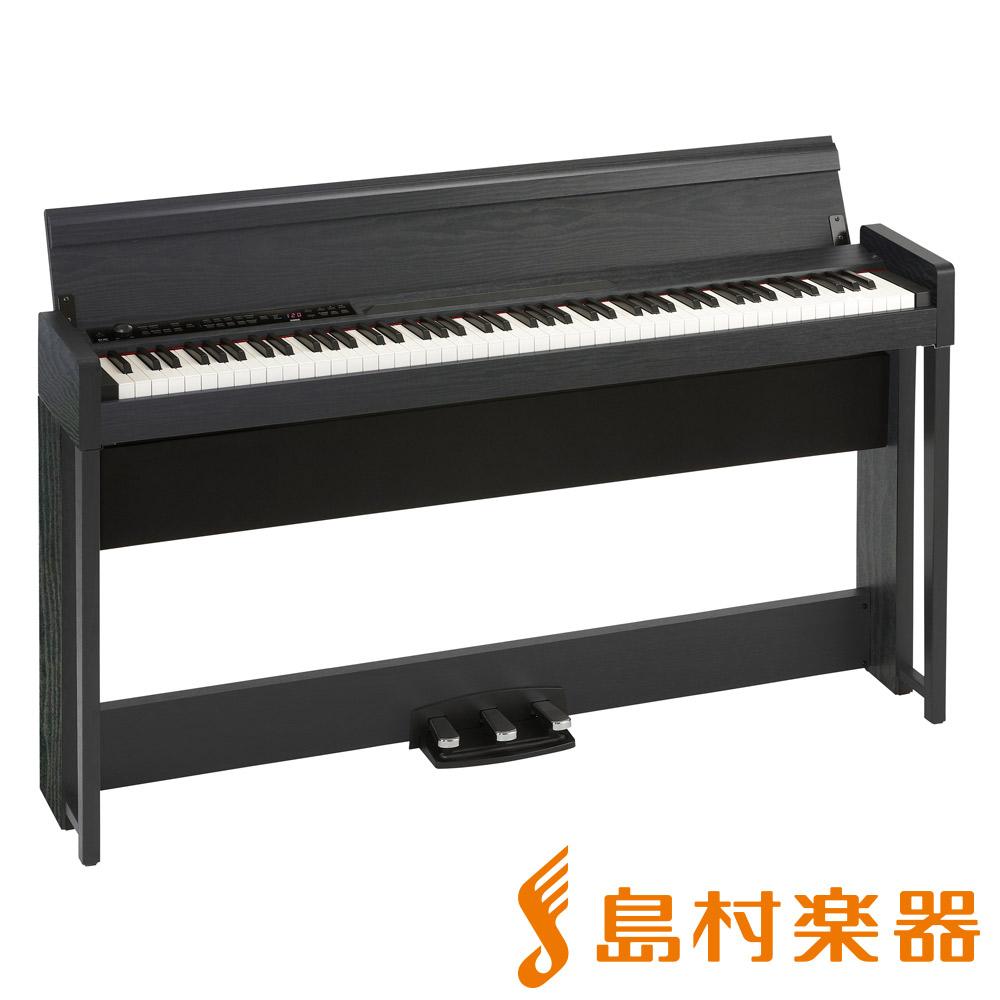 KORG C1 AIR WBK 電子ピアノ 88鍵盤 【コルグ デジタルピアノ】【オンライン限定】【別売り延長保証対応プラン:E】