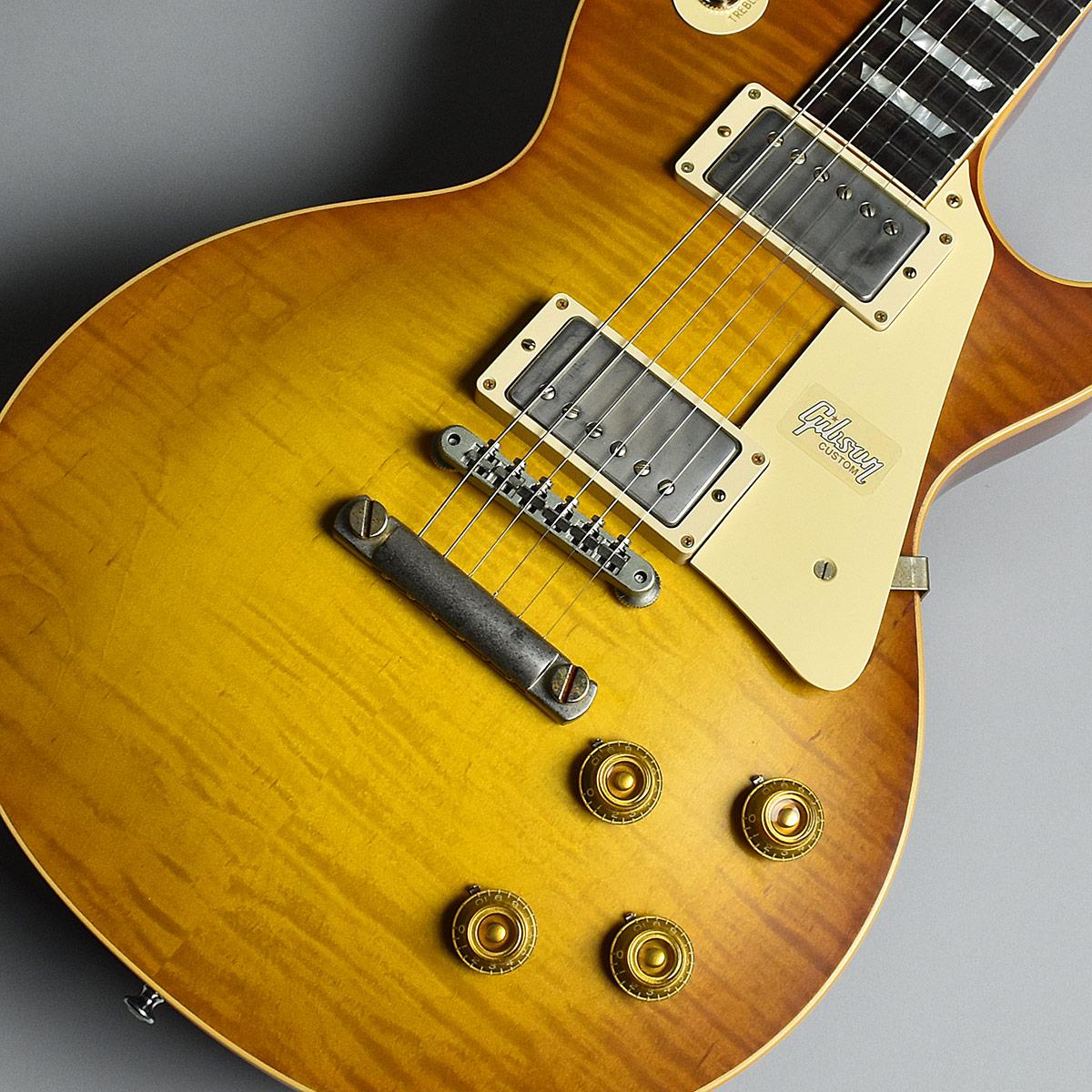 Gibson Custom Shop 1959 Les Paul Standard VOS M2M Iced Tea S/N:971638 現地選定材オーダー品 【ギブソン カスタムショップ】【未展示品】