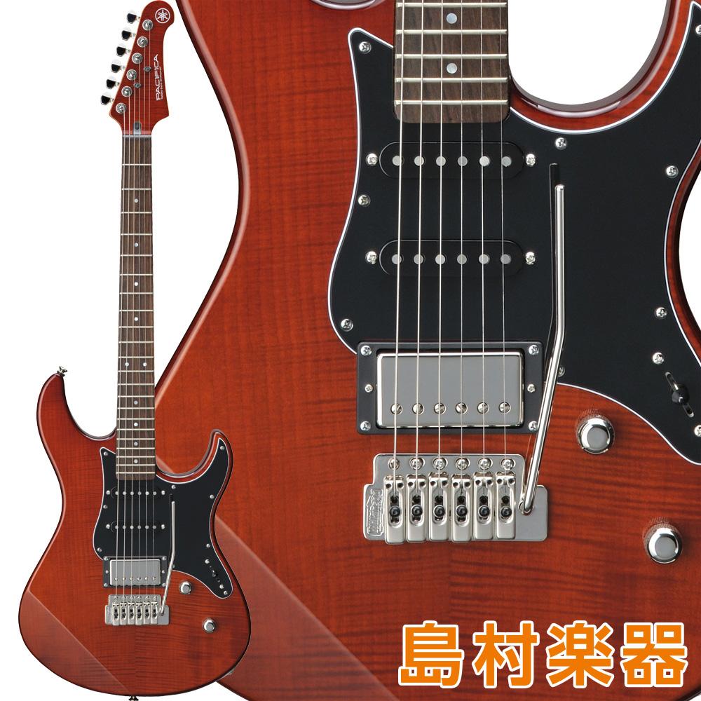 YAMAHA PACIFICA612VIIFM ルートビア エレキギター 【ヤマハ】