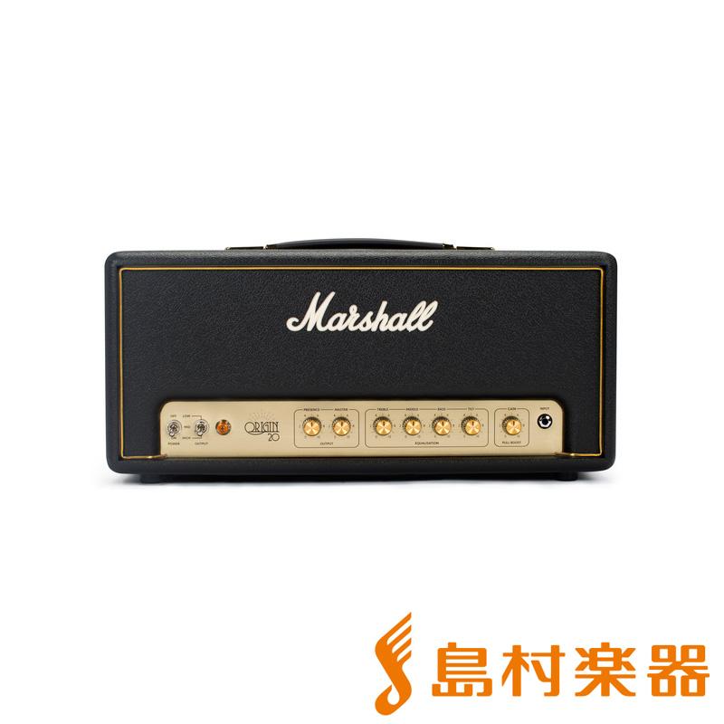 玄関先迄納品 Marshall ORIGIN20H Marshall ギターアンプヘッド ORIGIN20H【マーシャル】, December.12:d5b83c12 --- totem-info.com