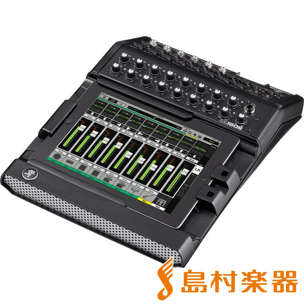 MACKIE DL1608 Lightning 16chデジタルミキサー 【マッキー】