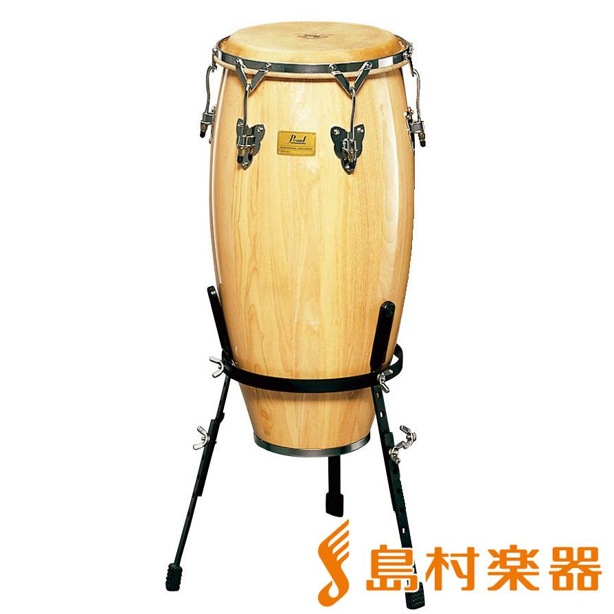 Pearl CG210WSN ナチュラル ホワイトウッド コンガ 10インチ 【パール White Wood Congas】