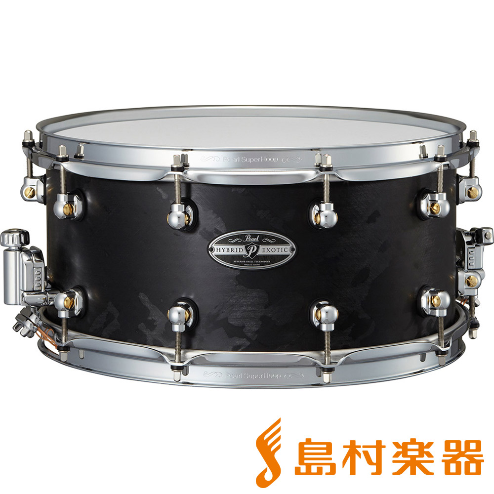 Pearl Hybrid Exotic【パール】 (VectorCast) Exotic HEP1465 スネアドラム【パール Hybrid】, FlowerKitchenJIYUGAOKA:42ddde92 --- officewill.xsrv.jp