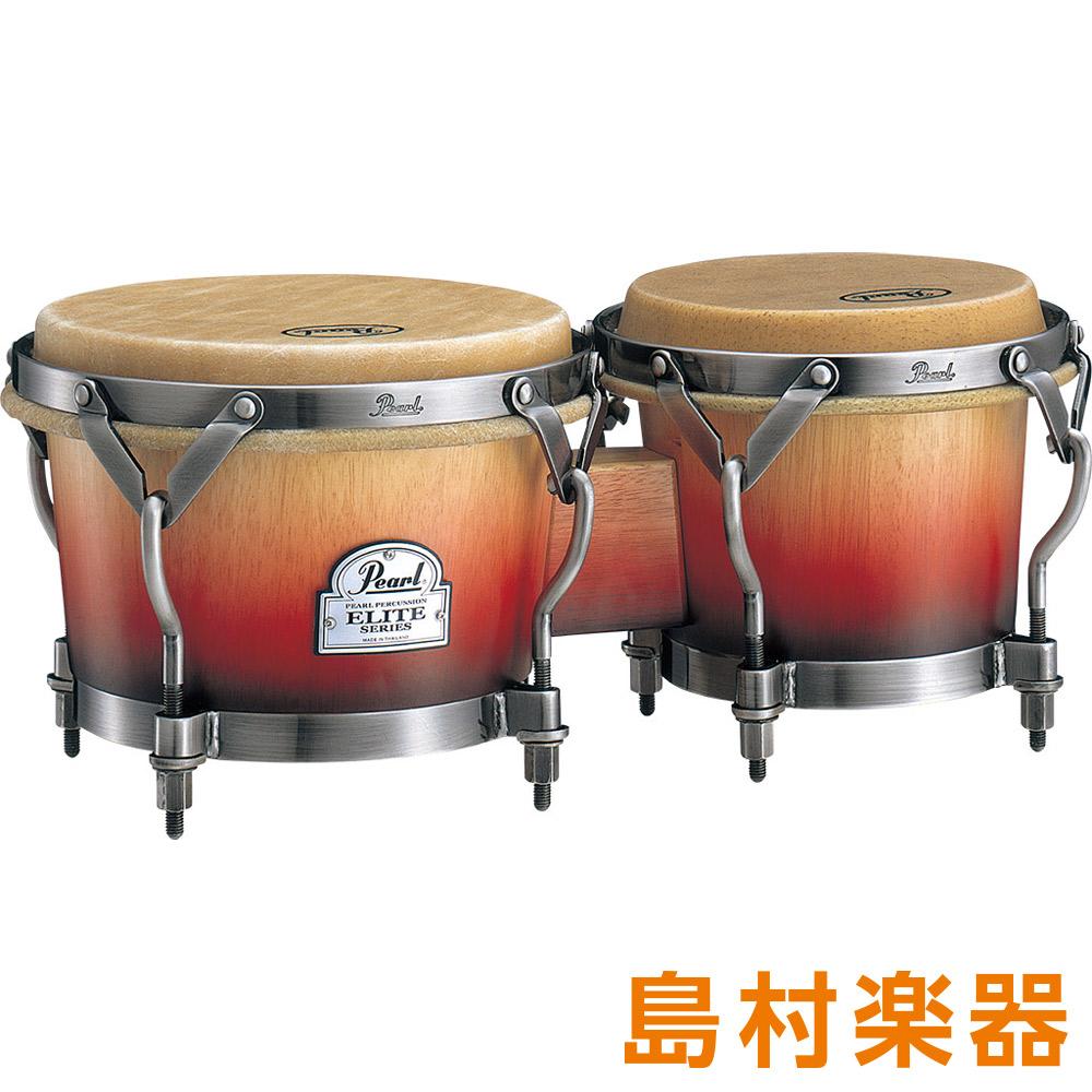 Pearl Folkloric Elite Bongos PBW-300FC フォークロリック・エリートボンゴ 【パール】