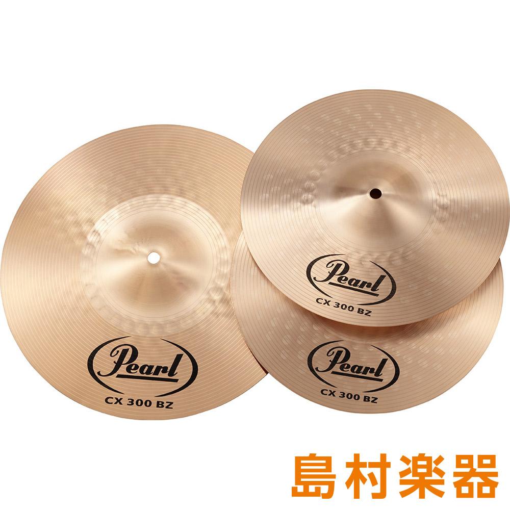 Pearl RT-CYP/Z シンバルパック リズムトラベラー 【パール】
