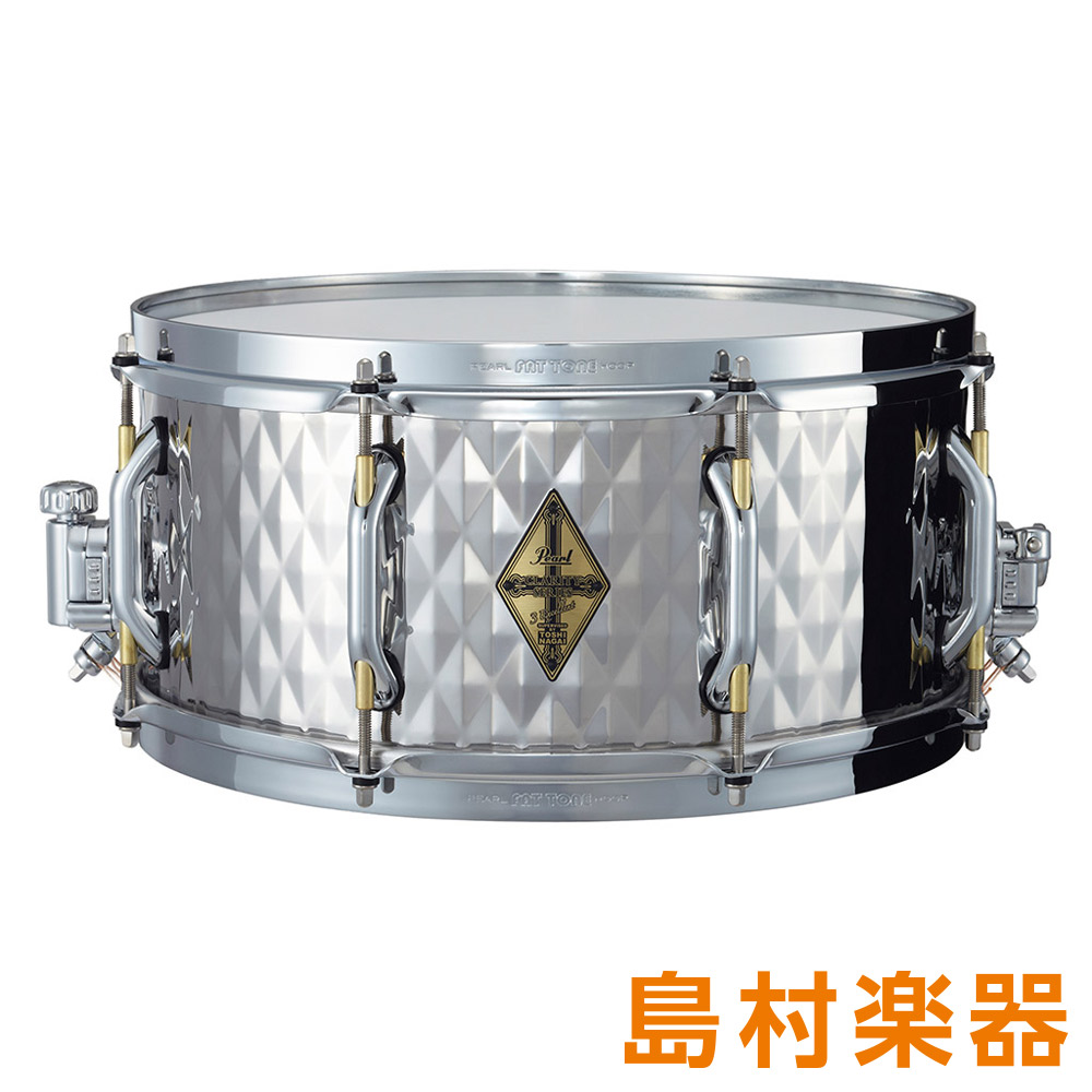 Pearl Clarity Series SnareDrum CLA1465SS スネアドラム Clarity Series 【パール】