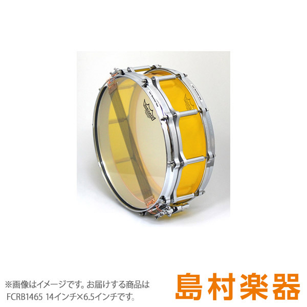 Pearl Crystal Beat Snare Drum 14 x6.5 Free Floating System FCRB1465 スネアドラム クリスタルビート 【パール】